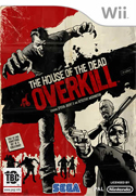 Musthave titel: The House of the Dead: OVERKILL