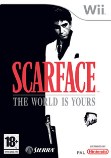 Leuke titel: Scarface: The World is Yours